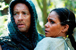 Tom Hanks and Halle Berry star in Cloud Atlas.