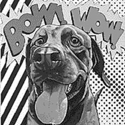 "Who let the dogs out?: The ""BowWOW!: Dogs in Art"" exhibit is the first in the revamped Arizona Museum for Youth."
