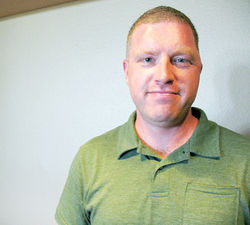 Craig Rodgers, 36, hopes that smoking and eating marijuana will slow the progression of his brain cancer.